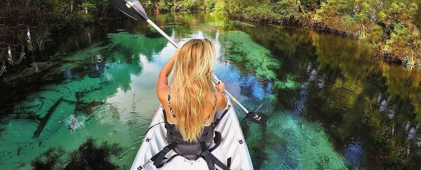 Weeki Fresh Water Adventures Wachee Springs