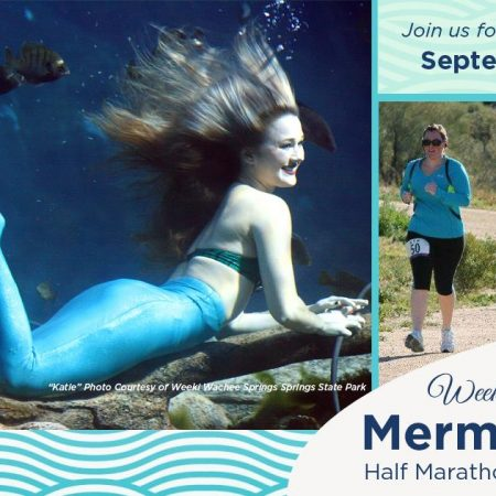 mermaid race