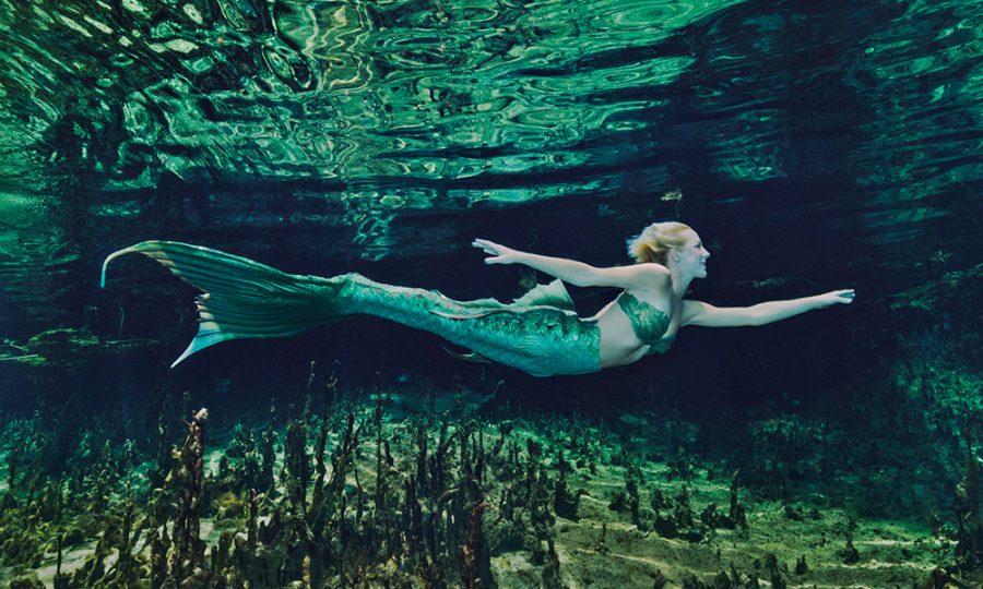 Mermaid Stayce Weeki Wachee Springs